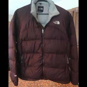THE NORTH FACE Down winter jacket size large